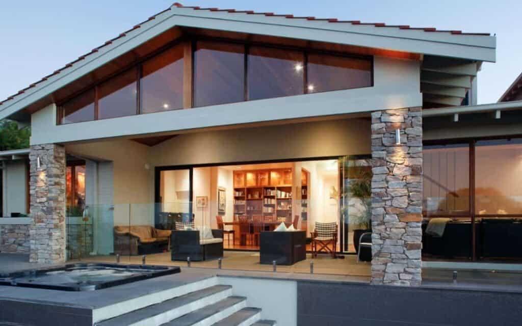 Glass Splashbacks for Alfresco Areas
