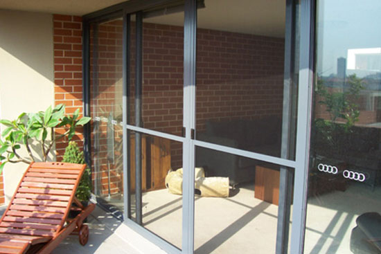 Flyscreens Double Glazed Hinged Doors